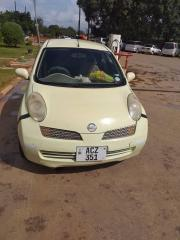 Used Nissan March for sale in Zambia - 2