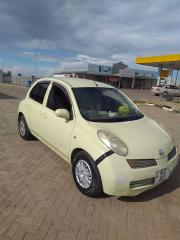 Used Nissan March for sale in Zambia - 3