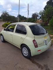 Used Nissan March for sale in Zambia - 4