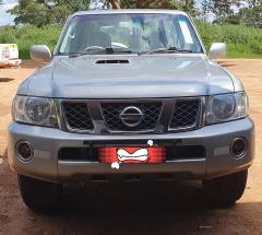 Used Nissan Patrol for sale in Zambia - 0