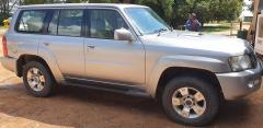 Used Nissan Patrol for sale in Zambia - 1