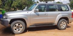 Used Nissan Patrol for sale in Zambia - 2