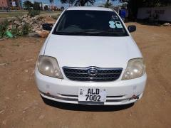 Used Toyota Corolla for sale in Zambia - 1