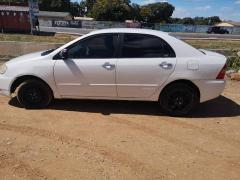 Used Toyota Corolla for sale in Zambia - 2