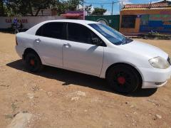 Used Toyota Corolla for sale in Zambia - 4