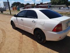 Used Toyota Corolla for sale in Zambia - 7