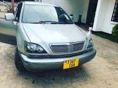 Used Toyota Harrier for sale in Zambia - 1