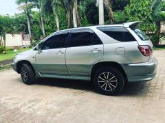 Used Toyota Harrier for sale in Zambia - 2