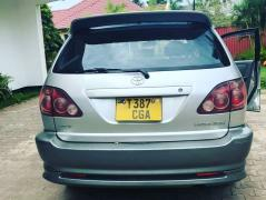 Used Toyota Harrier for sale in Zambia - 3