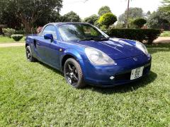 Used Toyota MR-S for sale in Zambia - 0