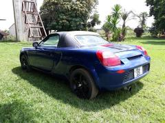 Used Toyota MR-S for sale in Zambia - 1