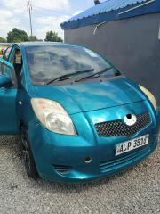 Used Toyota Vitz for sale in Zambia - 0