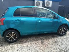 Used Toyota Vitz for sale in Zambia - 1