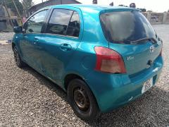 Used Toyota Vitz for sale in Zambia - 3