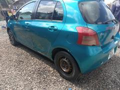 Used Toyota Vitz for sale in Zambia - 4