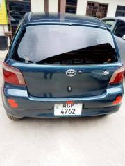Used Toyota Vitz for sale in Zambia - 2