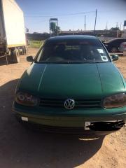 Used Volkswagen Golf for sale in Zambia - 0