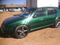 Used Volkswagen Golf for sale in Zambia - 3