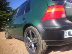 Used Volkswagen Golf for sale in Zambia - 4