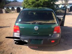 Used Volkswagen Golf for sale in Zambia - 6