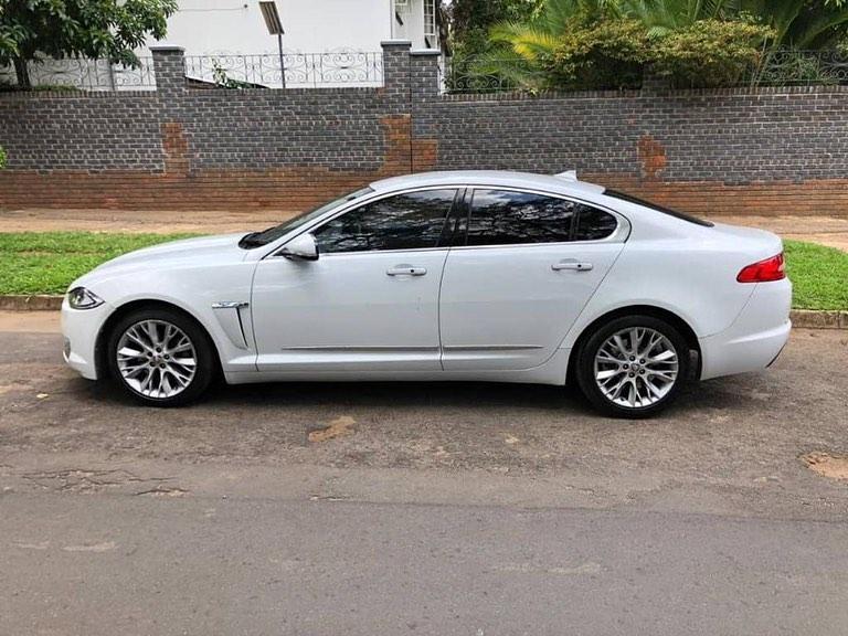 Used Jaguar XF in Zimbabwe