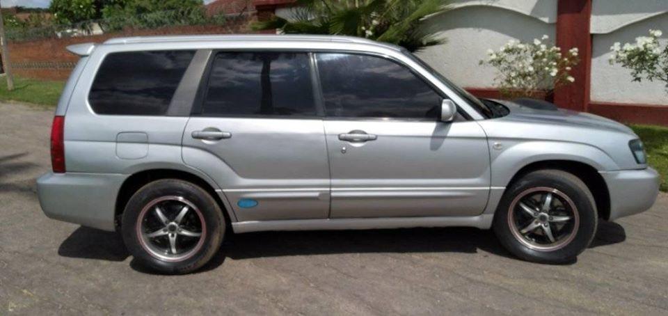 Used Subaru Forester in Zimbabwe