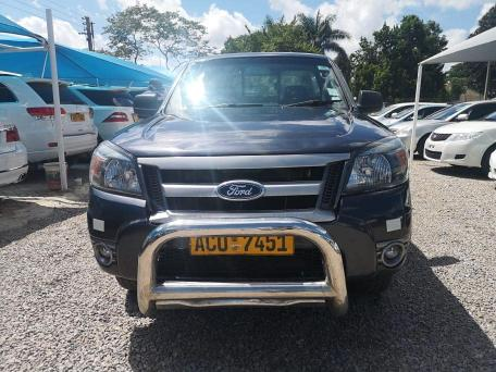 Used Ford Ranger in Zimbabwe