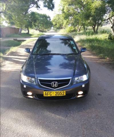 Used Honda Accord in Zimbabwe