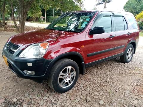 Used Honda CR-V 5 in Zimbabwe