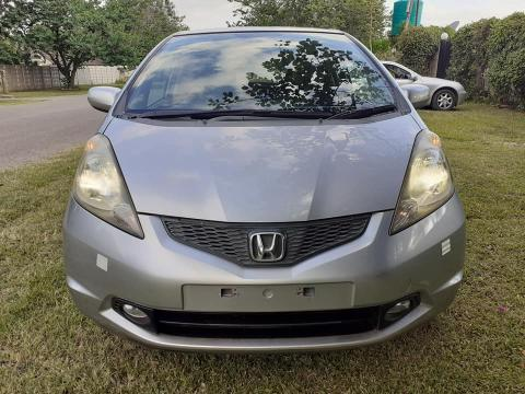 Used Honda Fit in Zimbabwe