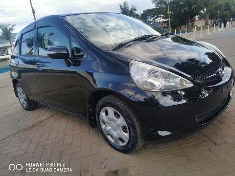 Used Honda Fit in Zimbabwe