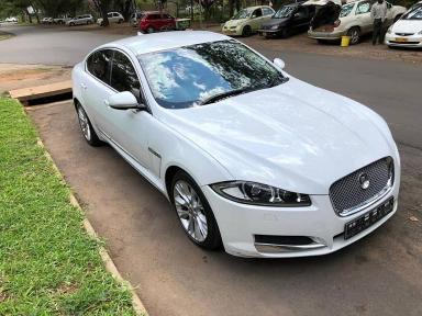 Used Jaguar XF in Zimbabwe