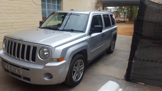Used Jeep Patriot in Zimbabwe