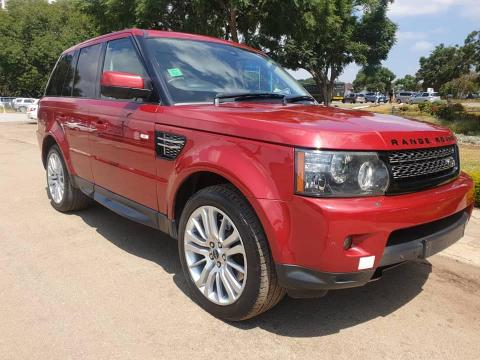 Used Land Rover Range Rover Sport in Zimbabwe
