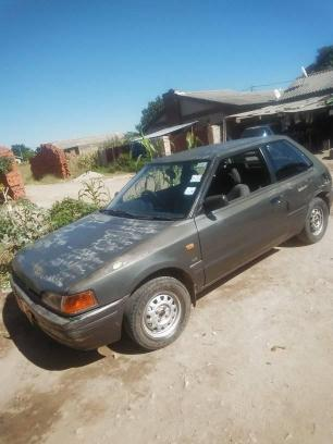 Used Mazda 323 in Zimbabwe