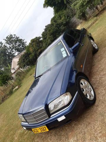 Used Mercedes-Benz C-Class in Zimbabwe