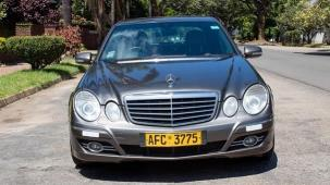 Used Mercedes-Benz E-Class in Zimbabwe