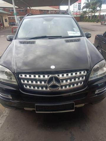 Used Mercedes-Benz ML in Zimbabwe