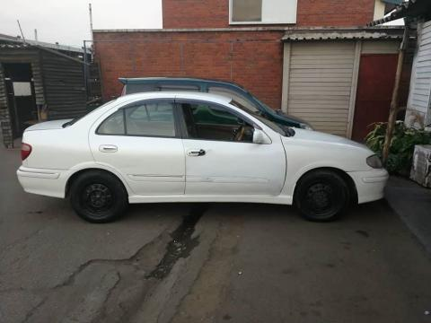 Used Nissan Bluebird Sylphy in Zimbabwe