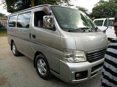 Used Nissan Caravan in Zimbabwe