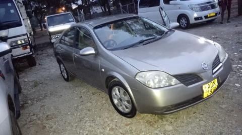 Used Nissan Primera in Zimbabwe