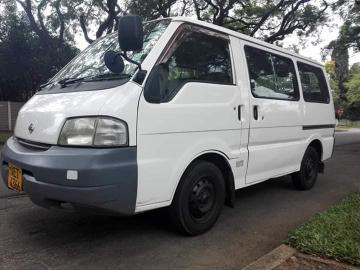 Used Nissan Vanette in Zimbabwe