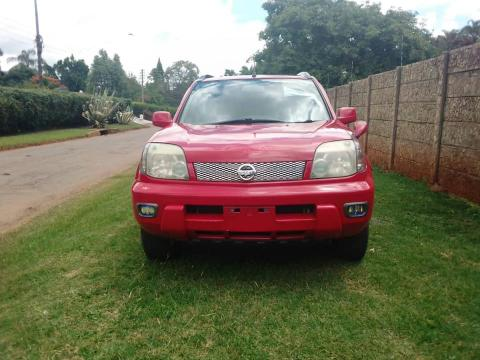 Used Nissan X-Trail in Zimbabwe