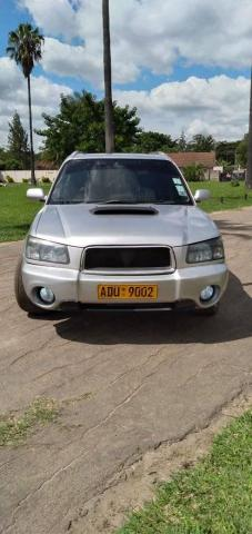 Used Subaru Forester in Zimbabwe
