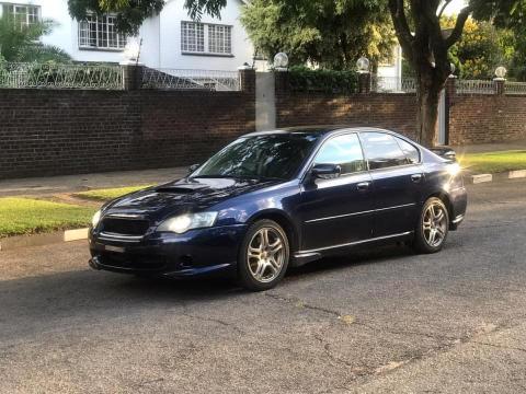 Used Subaru Legacy in Zimbabwe