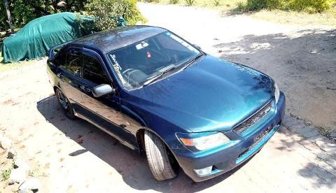 Used Toyota Altezza in Zimbabwe