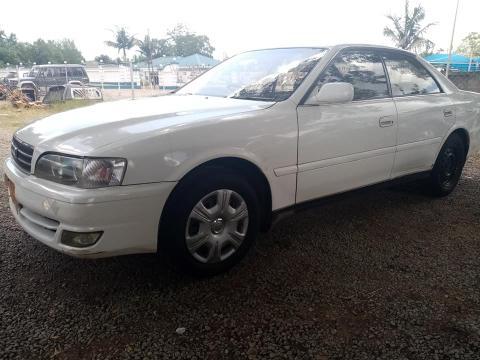 Used Toyota Chaser in Zimbabwe