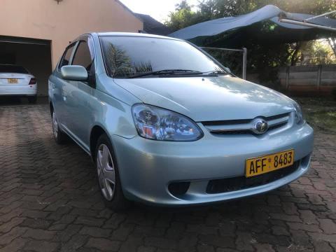 Used Toyota Platz in Zimbabwe