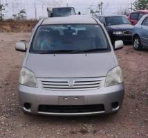 Used Toyota Raum in Zimbabwe