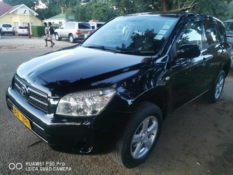 Used Toyota RAV4 in Zimbabwe